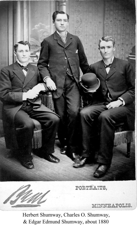 1880 Shumway  boys