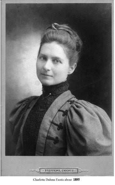 1895 q Charlotte Duhme