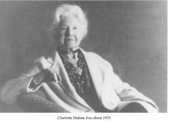 1935 Charlotte Duhme Ives